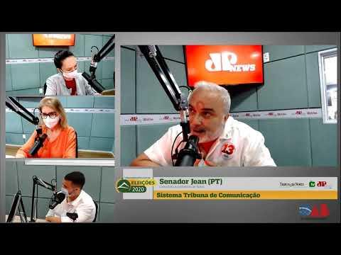 Assista entrevista com o candidato do PT à Prefeitura do Natal, Jean Paul Prates