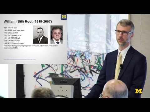 Jeffrey Fessler |  Professorship Lecture