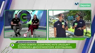 Perú vs Uruguay: Entrenamiento a 2 días del partido clave por Copa América 2019