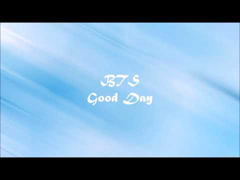 BTS - Good Day Piano Cover