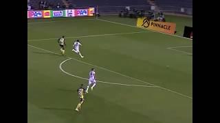 Usain Bolt Scores First Ever Professional Goal!