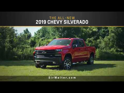 Sir Walter Chevrolet in Raleigh, NC | A Durham and Cary