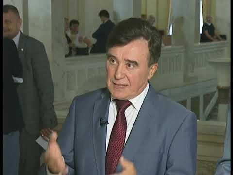 RadaTVchannel: Парламентський день 18.09.18 Віталій Курило, Михайло Папієв