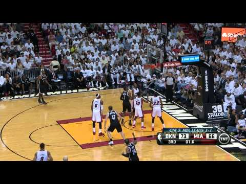 Joe Johnson Drops 34 In Valiant Game 5 Effort vs. Heat