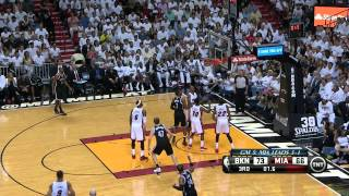 Joe Johnson Drops 34 In Valiant Game 5 Effort vs. Heat