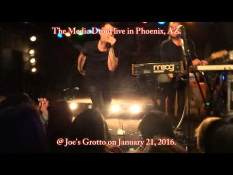 The Medic Droid live in Phoenix on January 21, 2016