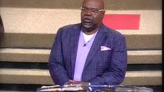 T.D. Jakes Sermons: Demonstration of Faith - Part 1