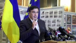 Саакашвили назвал организаторов обмана одесситов на выборах 2015 года.