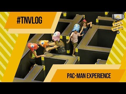 PAC-MAN EXPERIENCE - Ativação da Game XP no Shopping Nova Iguaçu