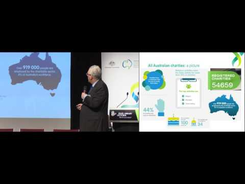Australian charities involved overseas and the ACNC Part 1 – presented by Murray Baird