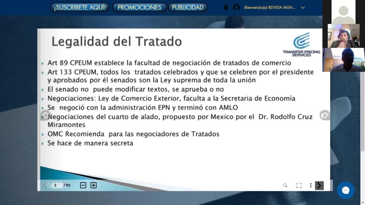 PRINCIPALES CAMBIOS DEL T MEC
