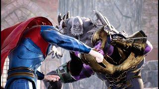 Thanos vs Superman vs Doomsday  - EPIC BATTLE!