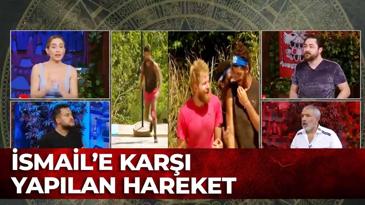 Mavi Takım'dan İsmail'e Tahrik Var Mı? | Survivor Ekstra 89. Bölüm