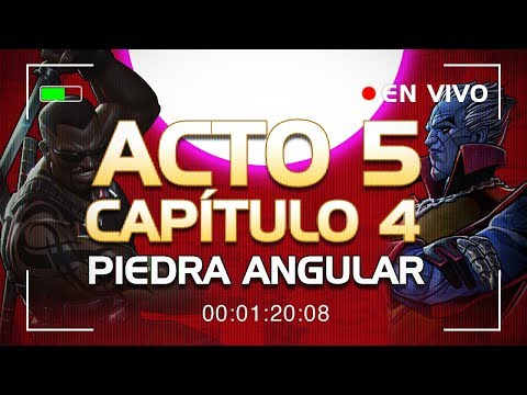 "Acto 5 - Capitulo 4 ""Piedra Angular"" 