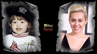 [КМЗ-Morph]: Как Менялась Майли Сайрус (Miley Cyrus)