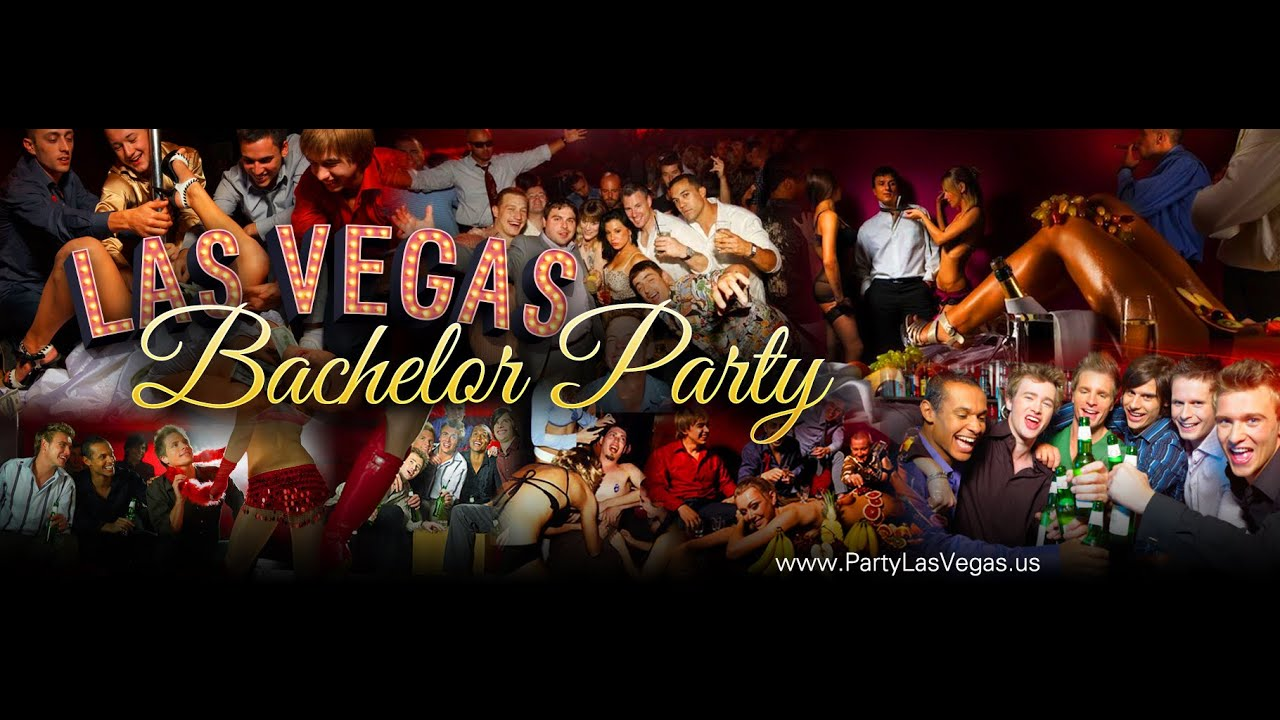 bachelor stripper Vegas party