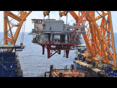 PSC Offshore Facility Showcase