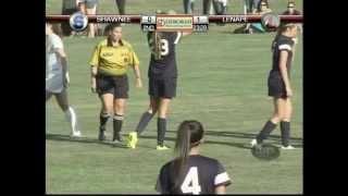 LDTV Sports: Shawnee at Lenape Girls Soccer 9/17/14
