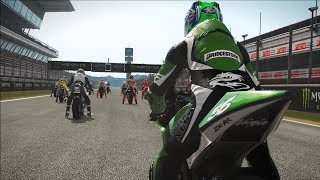 MotoGP 17 - Kawasaki ZX-RR 2005 - Test Ride Gameplay (PC HD) [1080p60FPS]