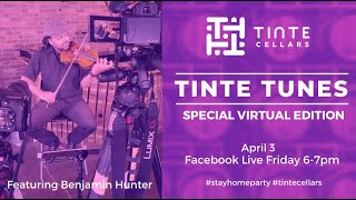 Tinte Tunes with Benjamin Hunter