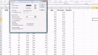 Creating a dummy variable for regression