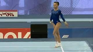 2014 Russian Cup Maria Paseka FX EF