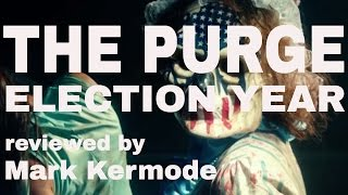 The Purge: Election Year reviewed by Mark Kermode