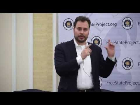 Bitcoin Basics and Regulation Thoughts from NH Liberty Forum - Bruce Fenton