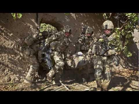 Afghanistan IED: the race to save Private Bainbridge