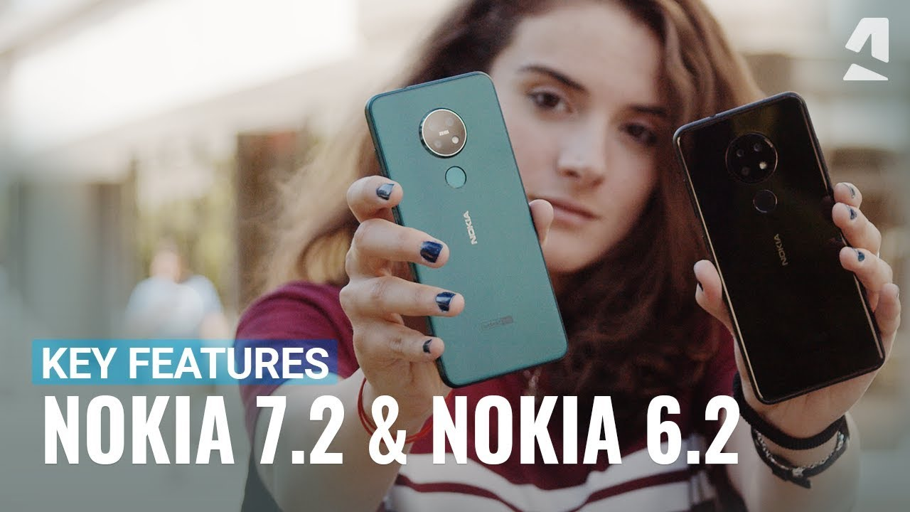 Nokia 7 2 and 6 2 unveiled with triple cameras, 6 3