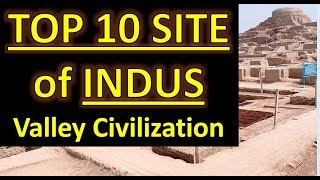 TOP 10 Site of Place of Indus valley civilizations in English