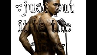 Trey Songz- Panty Wetter with Lyrics
