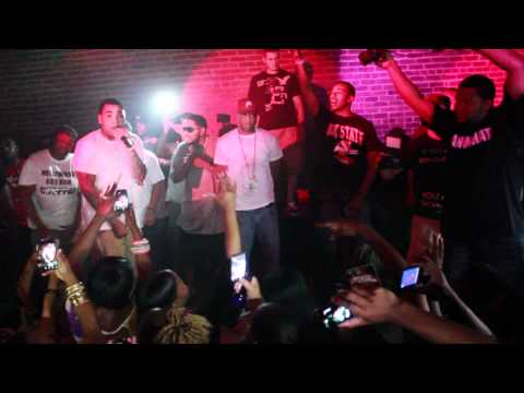 Anwhat Presents Kevin Gates Live At KoKoPellis In Shreveport La