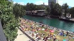 Zürich, Limmat und See - eine kleine Velotour 22.07.2013