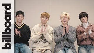 NU'EST W Chat About Their New Album 'WAKE,N,' Their Music Writing Process & More | Billboard