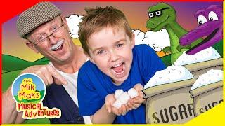 Johny Johny Yes Papa | Nursery Rhymes and Kids Songs | The Mik Maks
