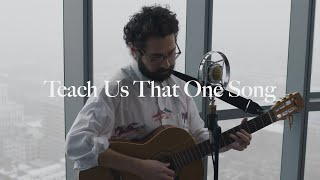 Jon Guerra - Teach Us That One Song