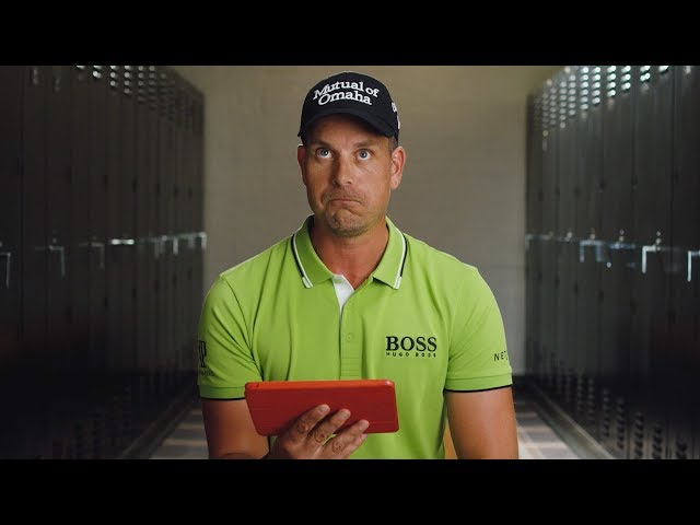 Pro Files: Henrik Stenson [Compilation]