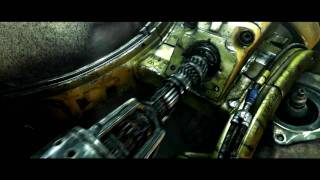 StarCraft II: Wings of Liberty -  Opening Cinematic HD (1/18) - The Deal