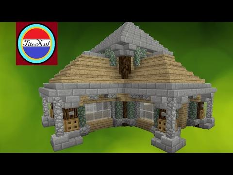 minecraft makkelijke huis maken nederlands youtube
