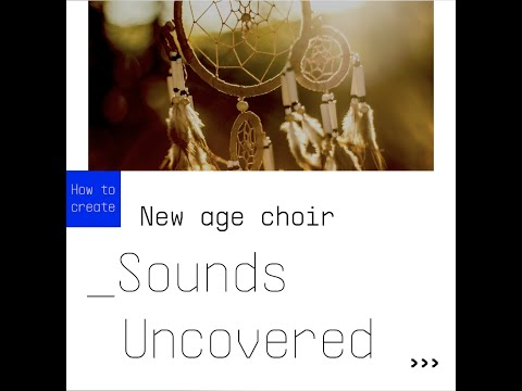 SOUNDS:uncovered  New age choir with Emulator II V
