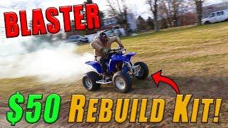 BLASTER RIPS After $50 Chinese Rebuild Kit!!!