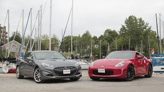Hyundai Genesis Coupe R-Spec - New Pics Videos