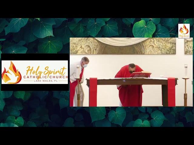 Daily Mass @ Holy Spirit Lake Wales