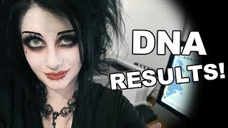 My DNA Test Results! | Black Friday