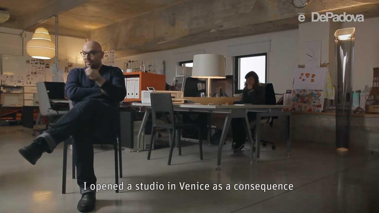 De padova salone del mobile 2013 luca nichetto youtube - Fiera del mobile padova ...