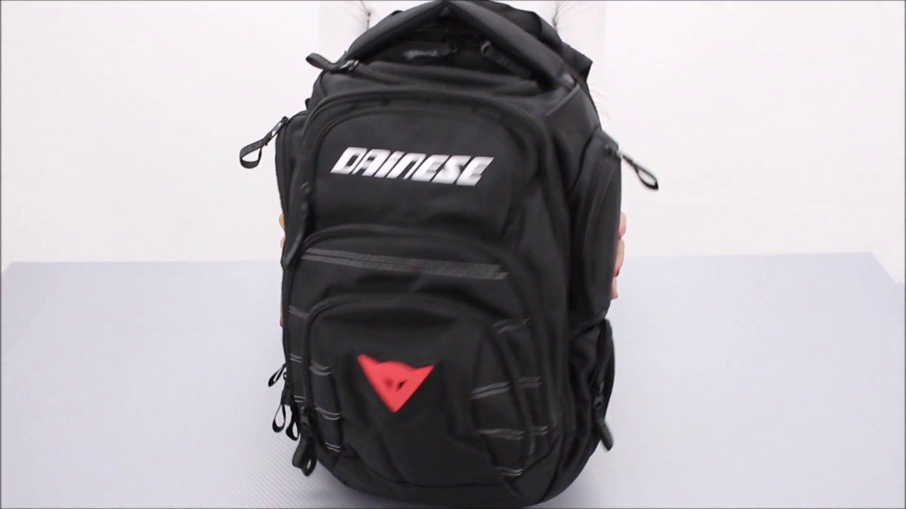 e7f5589eb9 Dainese D-Gambit Backpack by toofast.gr - YouTube