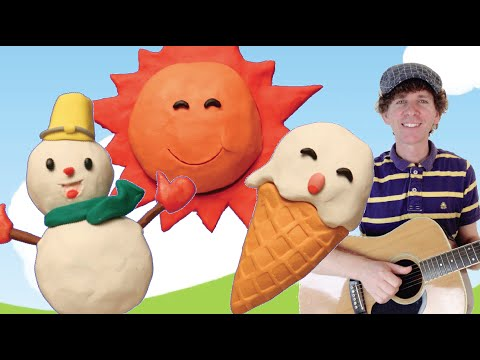 Seasons Song for Children | Learn Four Seasons | Preschool, Kindergarten, Learn English