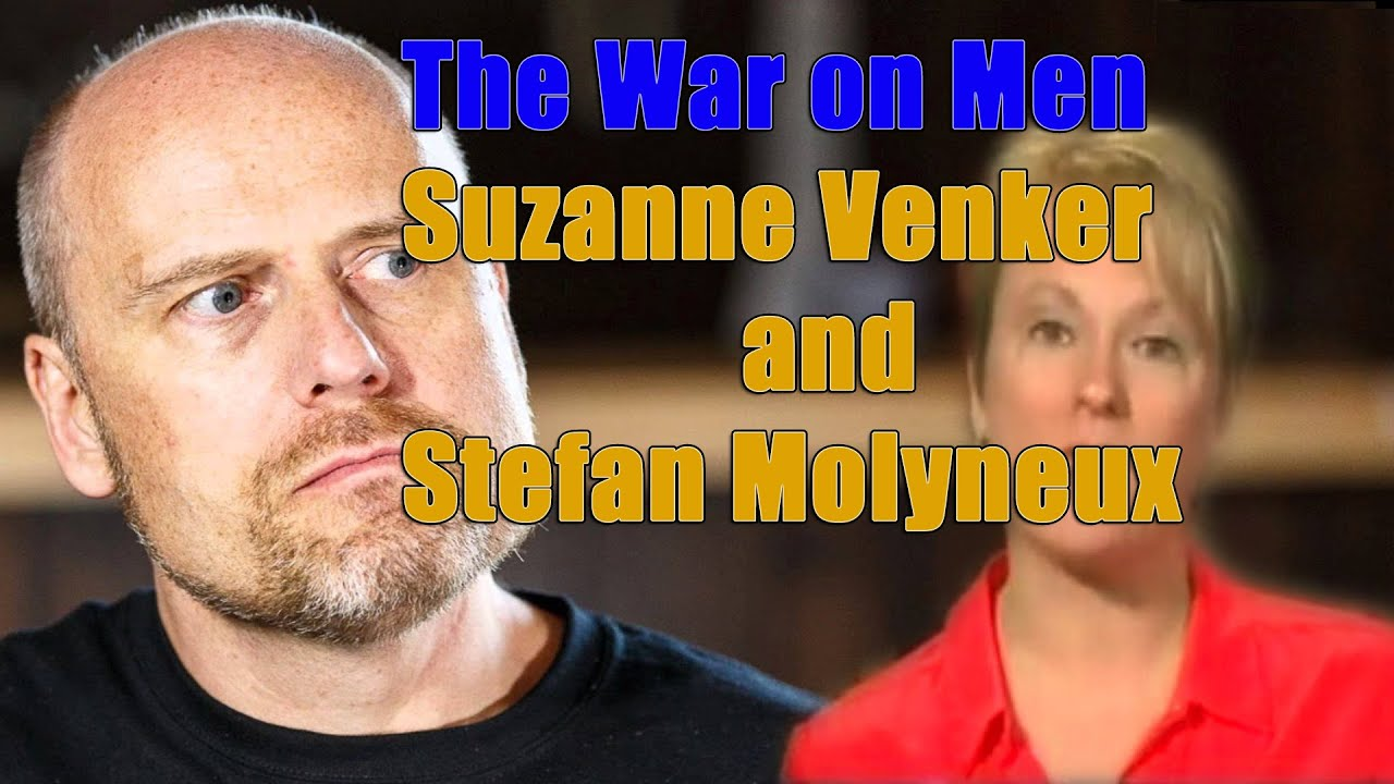 Suzanne venker war on men
