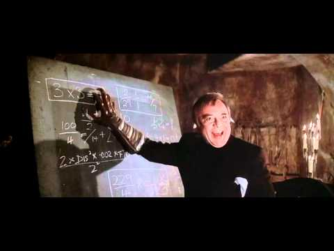 Gauntlets on Chalk-Board, The Pink Panther Strikes Back, Herbert Lom